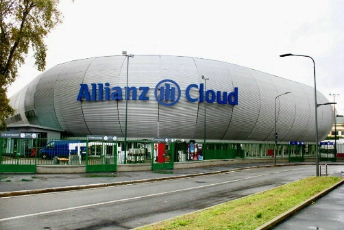 Inaugurazione Allianz Cloud
